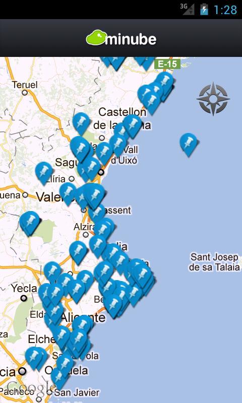 Region of Valencia- screenshot