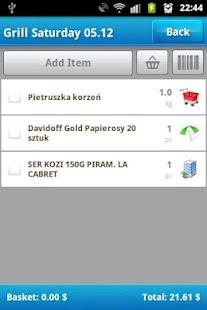 Shopping List- screenshot thumbnail