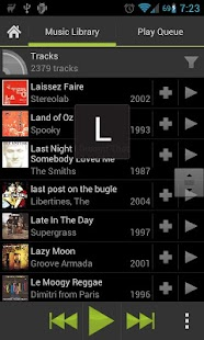 Lucid Music Player- screenshot thumbnail