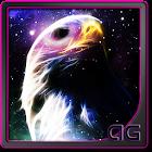 Starfield Eagle Galaxy MagicFX icon