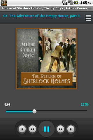 Return of Sherlock Holmes The