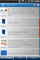 Screenshot of Racó Mobile