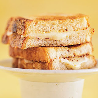 Grilled Cheese with Grainy Mustard