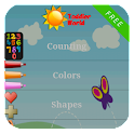 Toddler World – Learn English logo