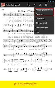 Methodist Hymnal - AppRecs