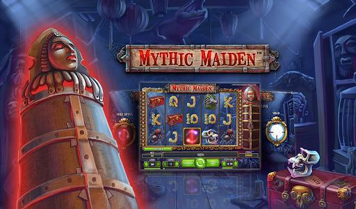 Mythic Maiden HD Slot Machines
