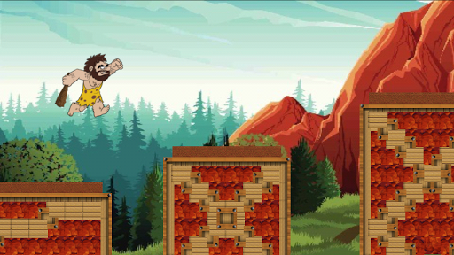 Caveman Run v1.0 APK