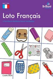 Loto Francais-Book