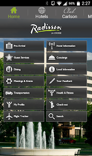 Radisson iConcierge - screenshot thumbnail