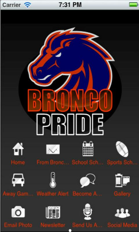 Bronco Pride - screenshot