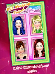Game Eyes Makeup Salon - Girls Game APK for Windows Phone