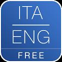 Free Dict Italian English icon