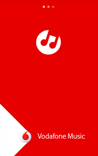 Vodafone Music - screenshot