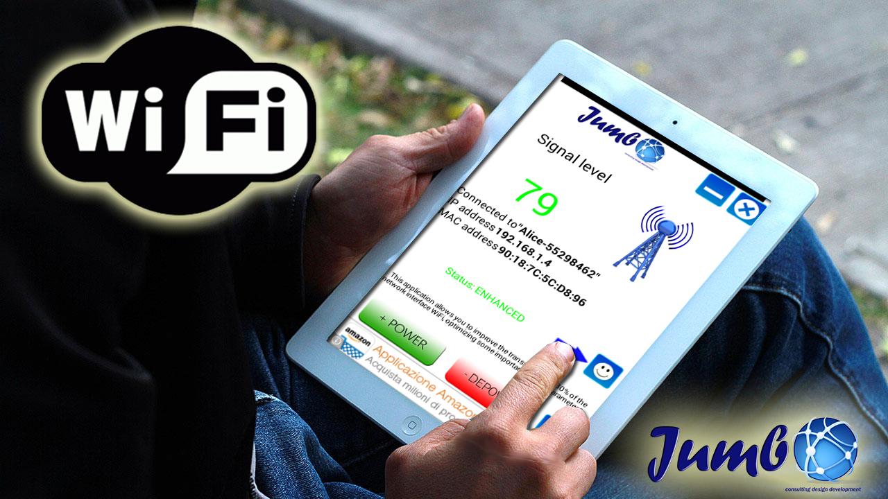 Скачать WIFI усилитель сигнала бесплатно на андроид