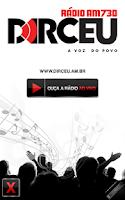 Screenshot of Radio Dirceu