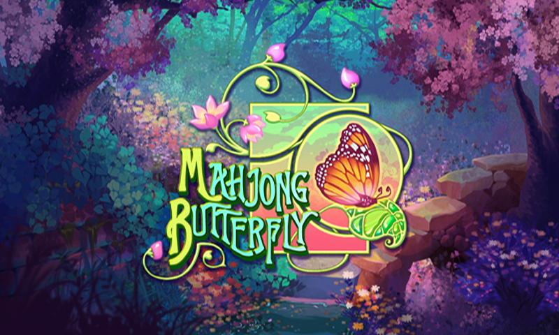 Mahjong Butterfly - screenshot