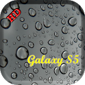 Galaxy S5 Rain Drop LWP icon