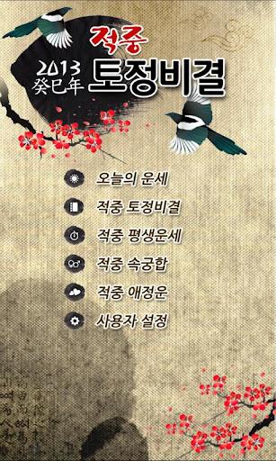 [高級]東方占星2013年