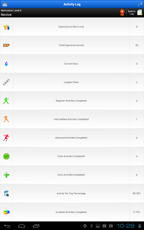 One Fitness Daily Pro- screenshot