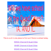 Quad City School Closings
