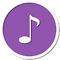 Ideal audio player icon