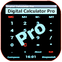 Digital Calculator Pro icon