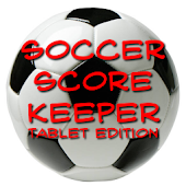 Soccer Scorekeeper Tablet Ed