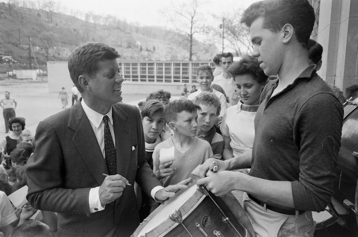 Kennedy In West Virginia