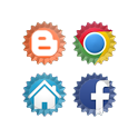 Bottle Cap 3D Icon Theme icon