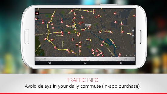 Maps & GPS Navigation by Sygic - screenshot thumbnail