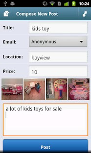 CityShop - for Craigslist- screenshot thumbnail