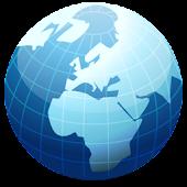 World Map (Offline Map)