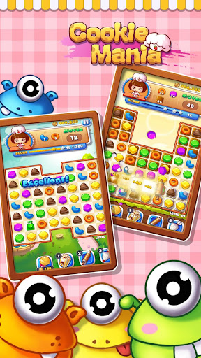 Cookie Mania - Match-3 Sweet Game 2.2.2 6