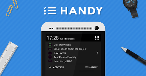 HANDY - To-do on Notification