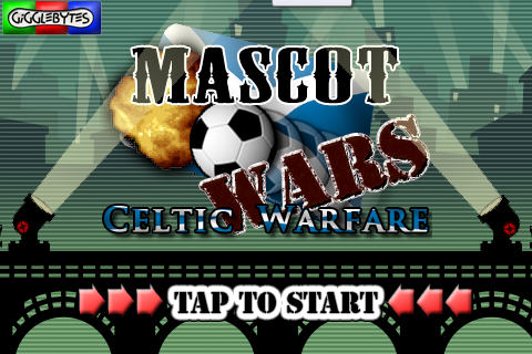 Mascot Wars Celtic Warfare