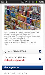 Flughafen Stuttgart - screenshot thumbnail