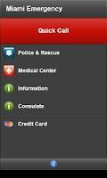 Screenshot of Miami Emergency