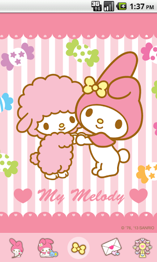 My Melody My Candy Theme