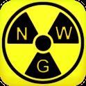 Nuclear War Spinner logo