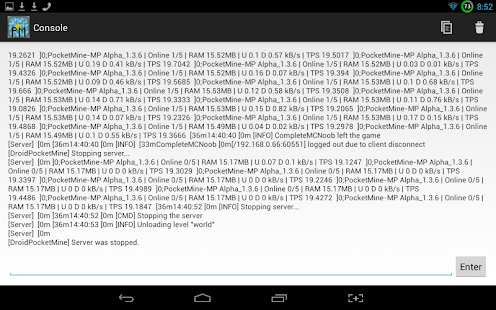 PocketMine Server- screenshot thumbnail