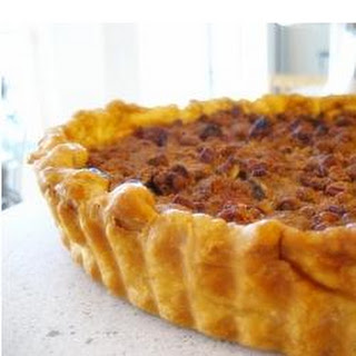 Pecan Pumpkin Pie I.