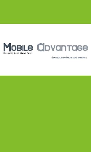 Mobile Advantage App Preview