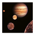 Moons of Jupiter icon