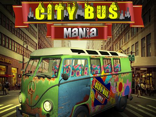 駕駛公交車遊戲