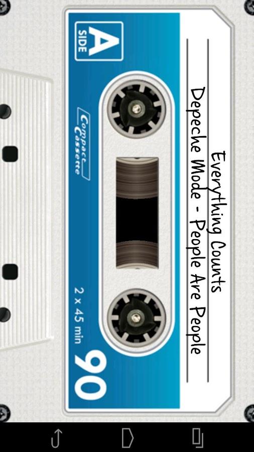 DeliTape Deluxe Cassette FREE - screenshot
