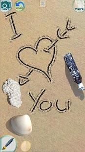 【免費娛樂App】Sand Draw Free 沙画-APP點子