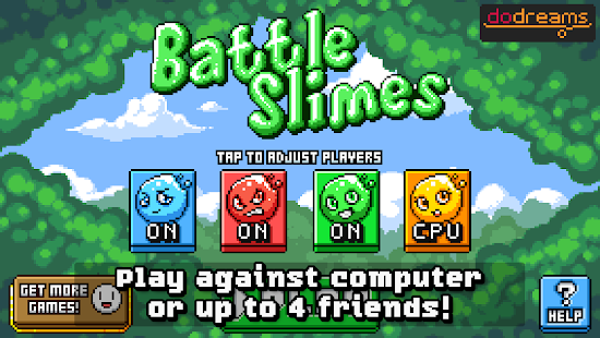 Battle Slimes Screenshot