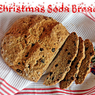 Christmas Soda Bread