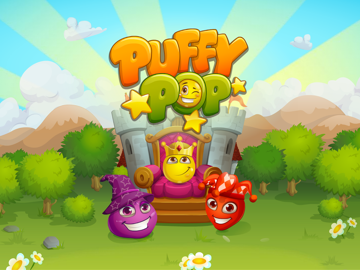 Puffy Pop- screenshot