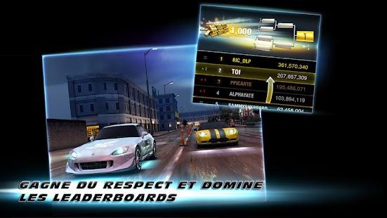 Fast & Furious 6: Le Jeu - screenshot thumbnail